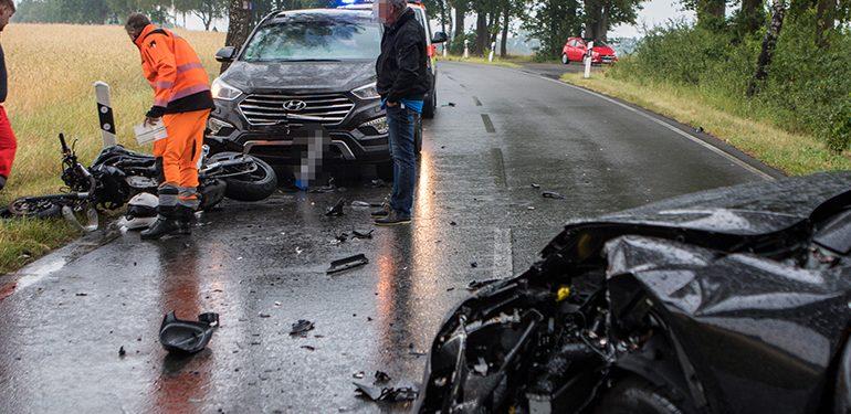 Pressemitteilung zum tödlichen Verkehrsunfall auf der L213 zwischen Hanstedt und Nindorf
