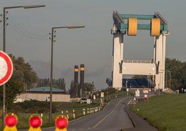 Este-Sperrwerk in Cranz defekt - Wichtige Verbindung ins Alten Land unterbrochen