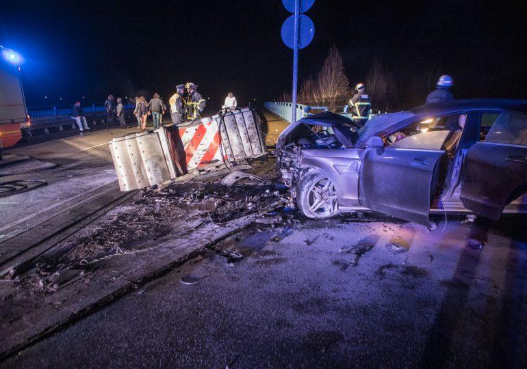 Nach schweren Verkehrsunfall - 20-jährige verstirbt im Krankenhaus