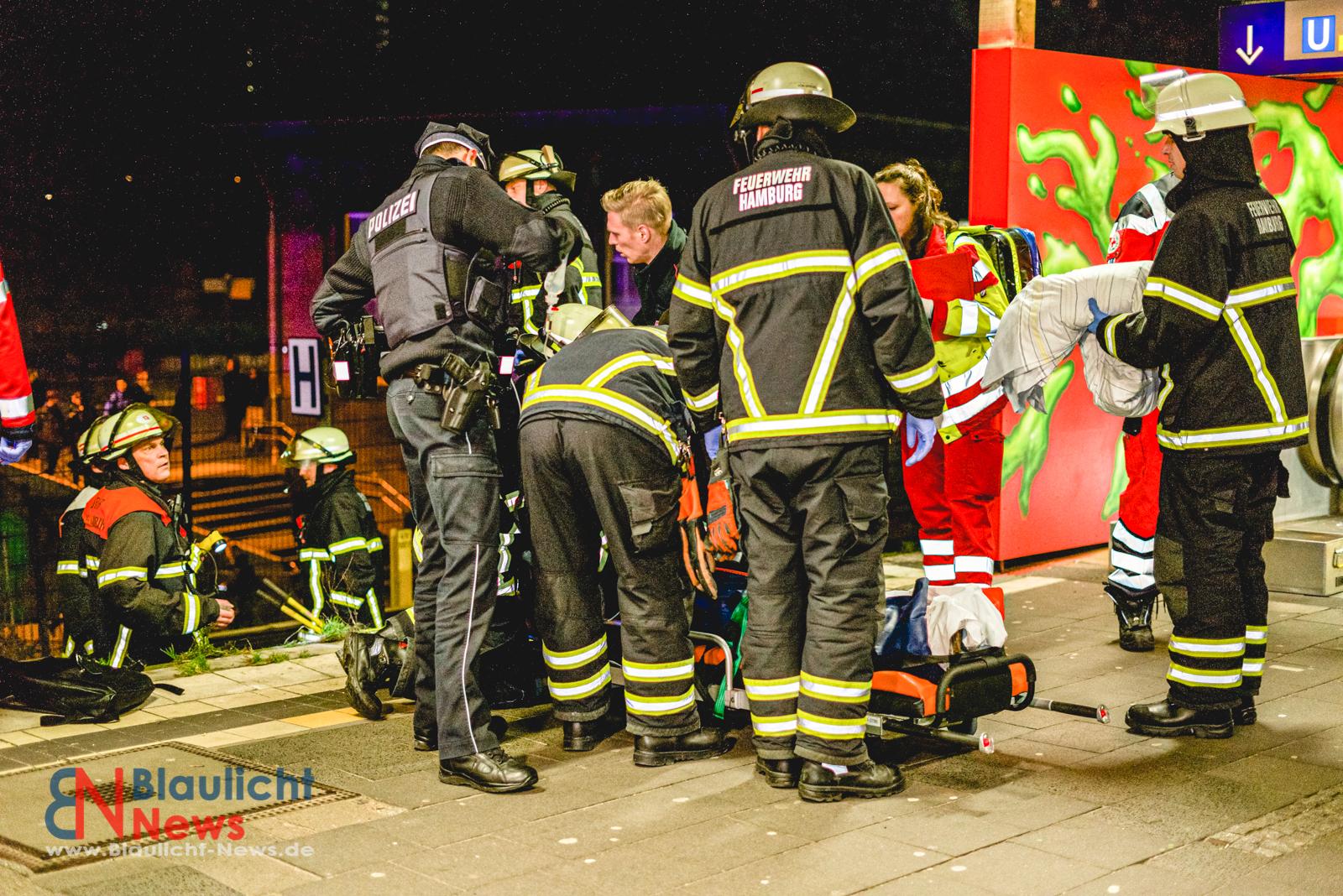 Versuchte Flucht vor der Polizei – Sprung ins Gleisbett endet mit schweren Verletzungen