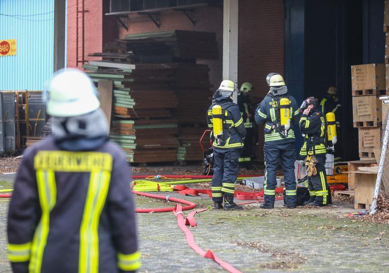 Großfeuer verhindert! - Schnelles eingreifen der Feuerwehr verhindert schlimmeres
