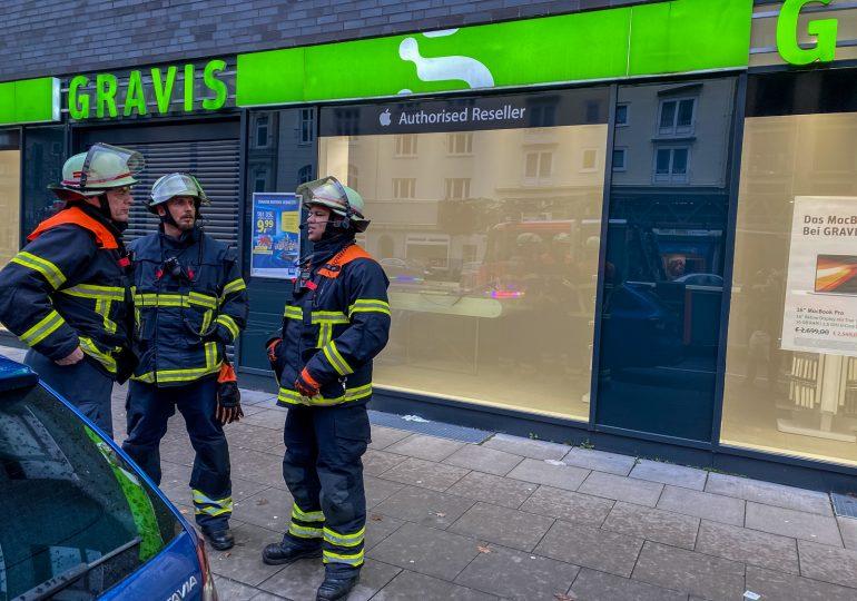 Einbruchsalarm! - Nebelfalle löst Feuerwehreinsatz aus