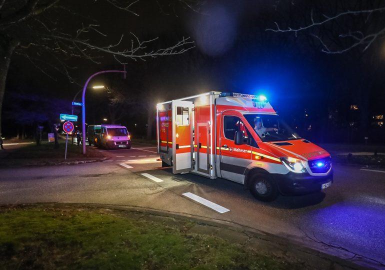 Folgenschwerer Auffahrunfall auf der Saarlandstraße - Mehrere Verletzte