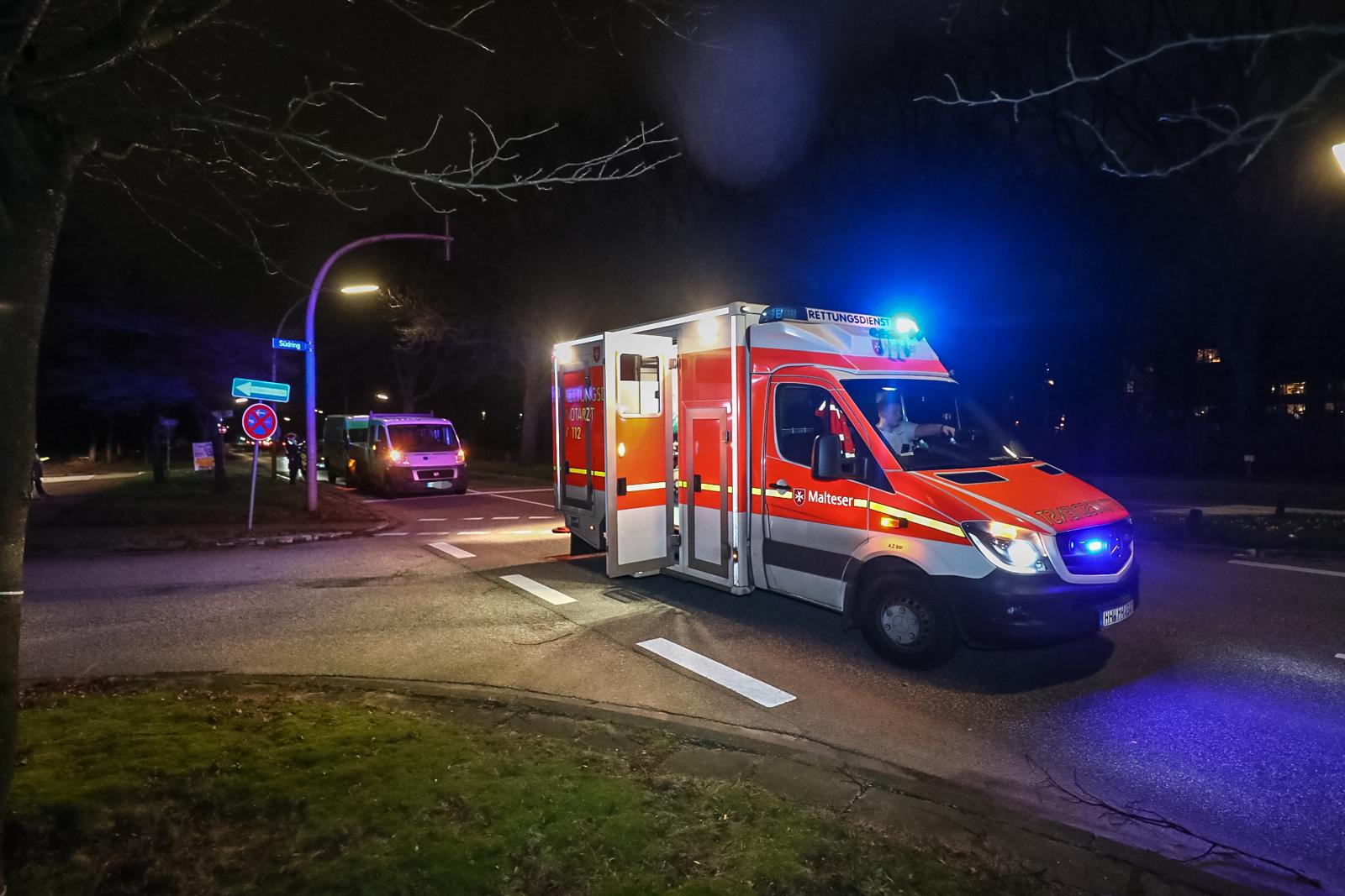 Folgenschwerer Auffahrunfall auf der Saarlandstraße – Mehrere Verletzte