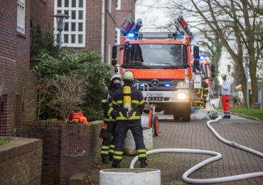 64-jähriger verstirbt bei Feuer im Pflegeheim - Feuerwehr im Großeinsatz!