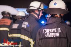 Brummi-Pilot verhaftet! - Transporter auf der A7 verunglückt!