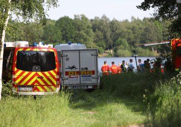 22 jähriger im Maschener See untergegangen! - Feuerwehr im Großeinsatz