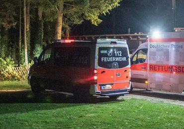 Freibad Marienhöhe - 17-jähriger stürzt von 4 Meter hoher Mauer! - schwer verletzt
